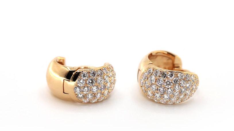 женщин бриллиантовые серьги